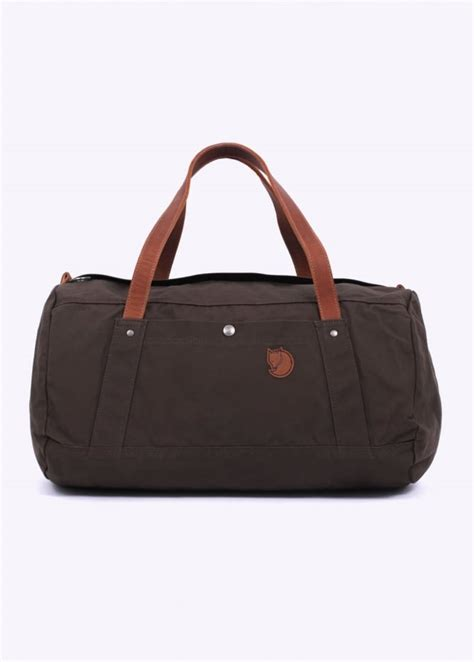 Fjallraven Ovik Shoulder Bag Hickory Brown fjallraven no4 duffel bag hickory brown triads mens from triads uk
