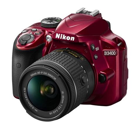dslr nikon nikon d3400 dslr announced 24 2mp snapbridge and