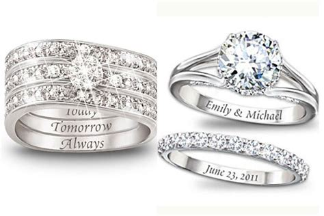 Wedding Ring Engraving