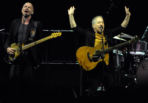 paul simon xcel review paul simon and sting only partially prevail over