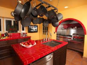Kitchen Counter Tile Ideas Tile Kitchen Countertops Pictures Amp Ideas From Hgtv Hgtv