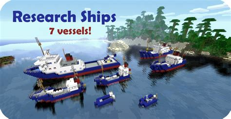 minecraft inflatable boat research ships pack 7 ship schematics minecraft project