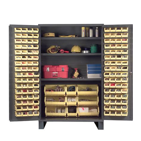 Jumbo Storage Cabinet Jumbo Storage Cabinets With Plastic Bins Containers Ese Direct