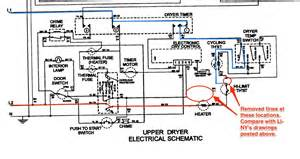 maytag mle2000ayw dryer schematic corrected the appliantology gallery appliantology org a