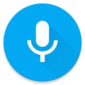 Promo Microphone Voice Colour Biru voice search android apps on play