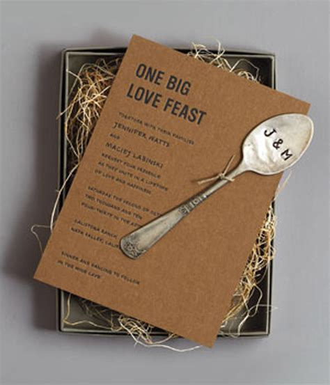 creative invitation 20 unique wedding invitation ideas easyday