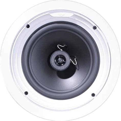 Klipsch Ceiling Speakers Review by Klipsch R 1800 C In Ceiling Loudspeaker Reviews Best