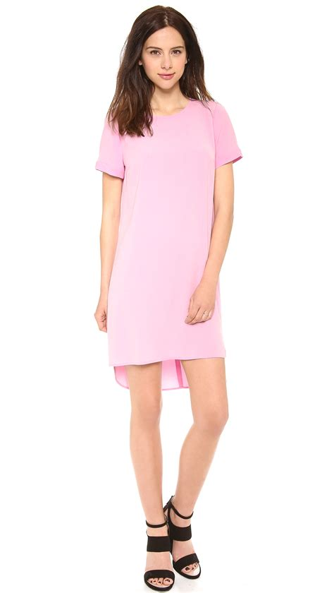 Dress Anak 1 3 T lyst dkny sleeve tshirt dress in pink
