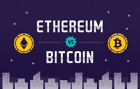 bitcoin ethereum difference coinpupil breaking news reviews opinion on