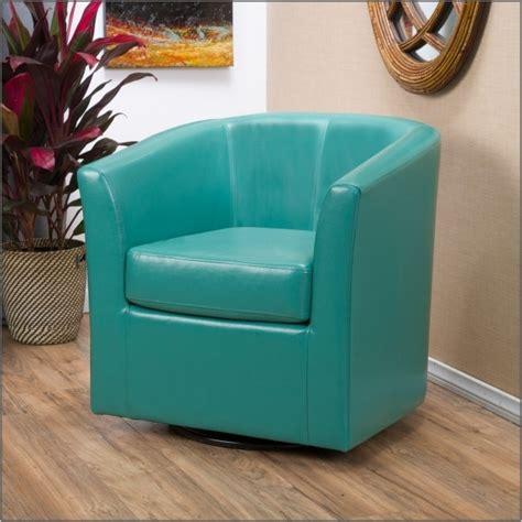 Club Chair Design Ideas Turquoise Top Grain Blue Leather Club Chair Photo 96 Chair Design