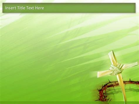 palm sunday template palm sunday template