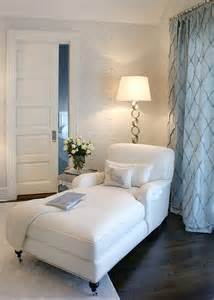 white chaise lounge transitional bedroom elsa soyars