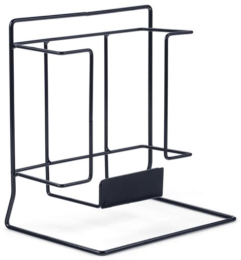 Wire Rack Label Holders by Single Wire Magazine Rack Label Holder Included