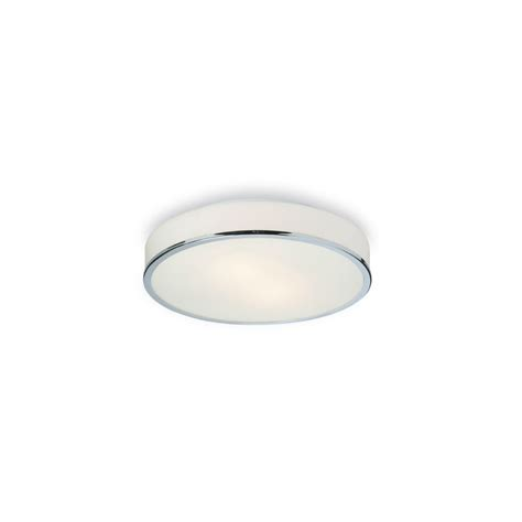 Low Energy Ceiling Lights Firstlight Profile Flush Low Energy Bathroom Ceiling Light 60285ch Lighting From The Home