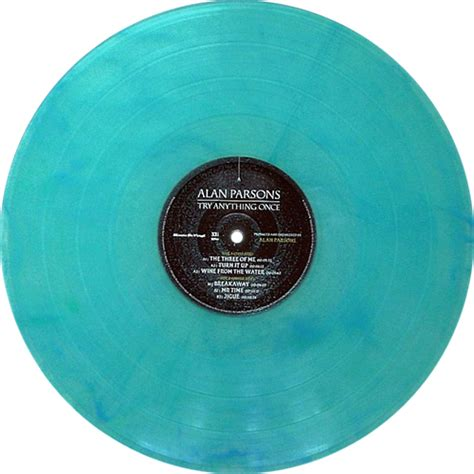 Kaset Alan Parsons Try Anything Once alan parsons try anything once colored vinyl