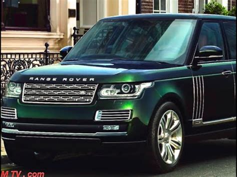 worlds most expensive range rover holland & holland