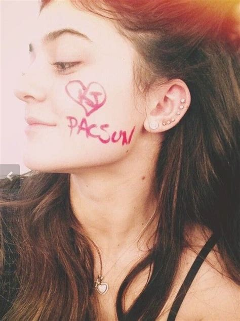 kendall jenner tattoo behind ear 17 best piercings images on pinterest jenners piercing
