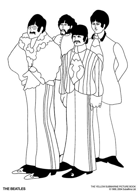 the beatles for kidz books yellow submarine