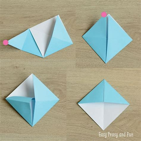 Origami Bookmark Corner - frog corner bookmarks easy peasy and