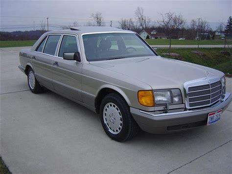 mercedes used nj 1987 used mercedes 560sel sedan for sale in ramsey