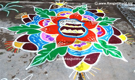 rangoli themes for pongal pongal rangoli 2014 collection 4