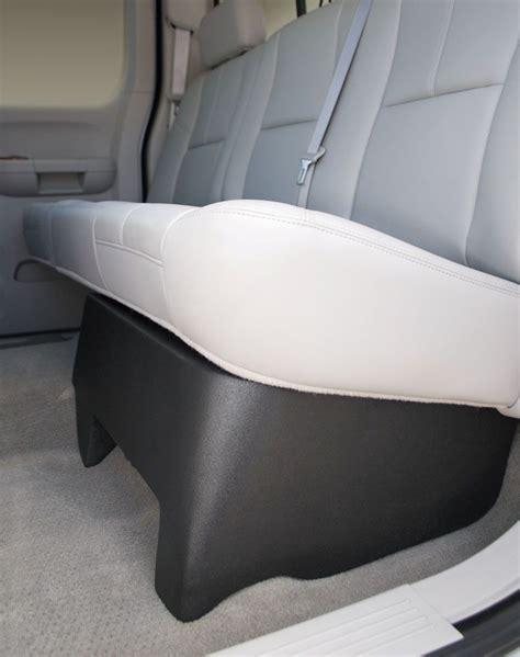 seat subwoofer box 2015 silverado chevrolet silverado gmc 2007 2015 thunderform
