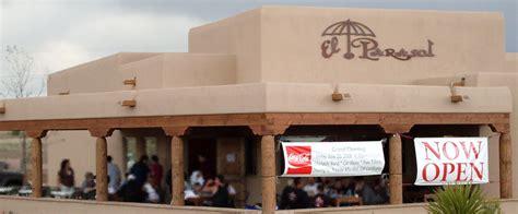 Patio Chicken Burrito Santa Fe South El Parasol