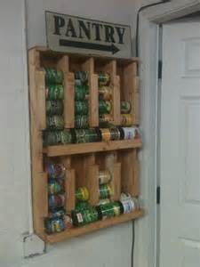 can dispenser made by my husband