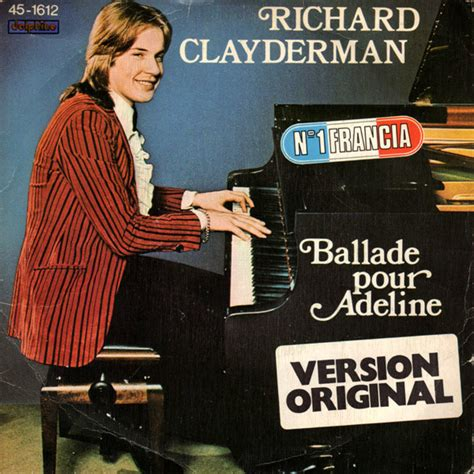 ballade pour adeline richard clayderman piano cover richard clayderman ballade pour adeline vinyl at discogs