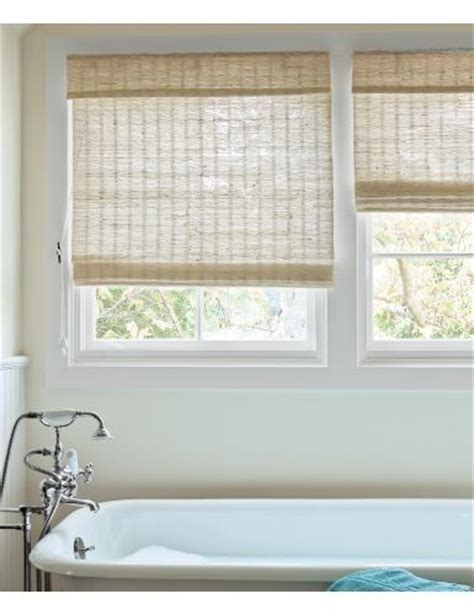 shades that let light in but keep privacy simple rustic window treatments that provide privacy