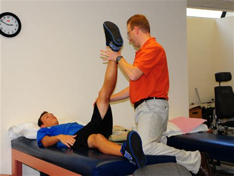 Sports Physical Therapy Section by Looking At Physical Therapy Uniforms