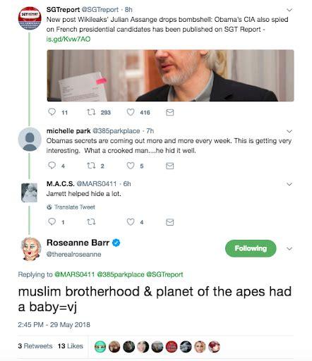 wanda sykes tweets wanda sykes quits roseanne amid backlash over roseanne