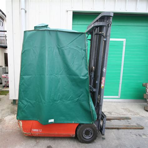 Forklift Cover waterproof forklift cover