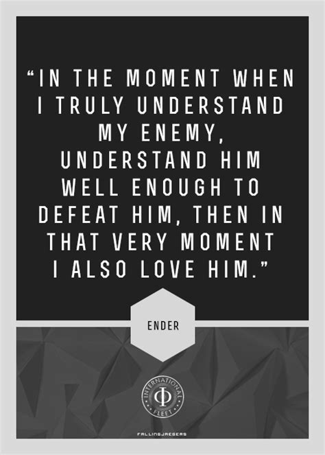 quotes from ender s ender s quotes quotesgram