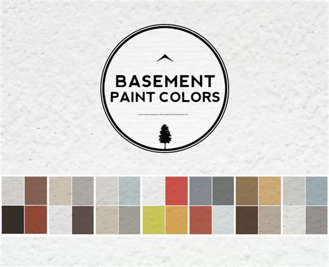 a palette guide to basement paint colors home tree atlas paint colors basement vendermicasa