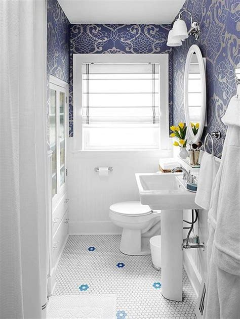 blue  white bathroom tile ideas  pictures