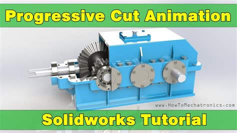 tutorial solidworks animation motor solidworks animation caferacer 1firts com