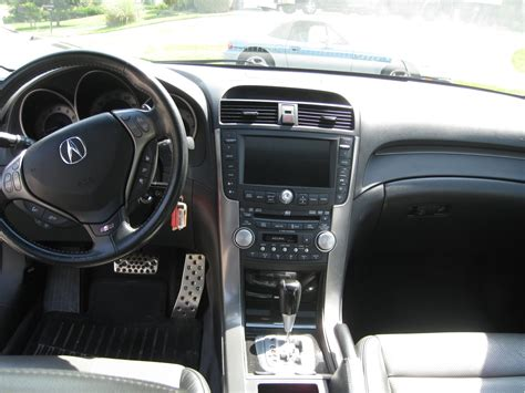 Acura Tl 2007 Interior by 2007 Acura Tl Interior Pictures Cargurus