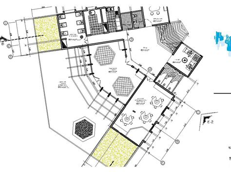 day care center floor plans downloads day care nursery early stimulation center 2d dwg plan