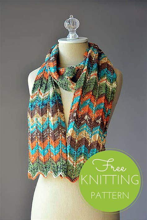 pattern magic knit happy magic scarf free knitting pattern nobleknits