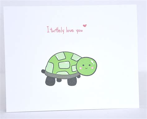 turtles valentines i turtlely you valentines day turtle