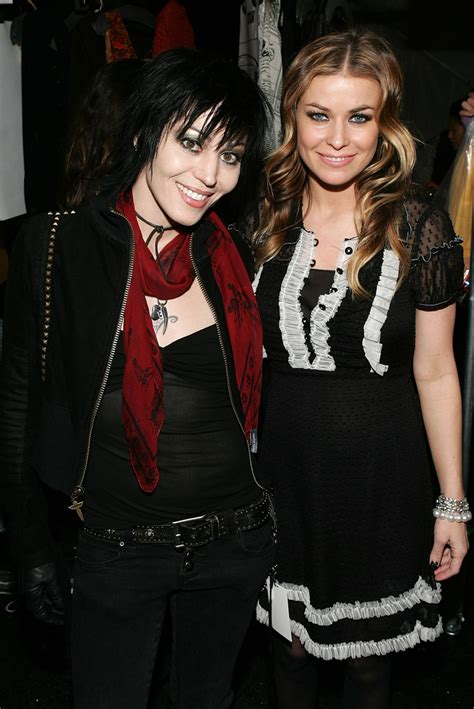 Electra Spotted Out With Joan Jett by Electra And Joan Jett Out Together Joan Jett Fans