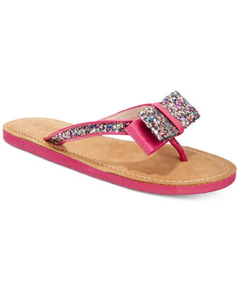 kate spade bow sandals kate spade new york icarda glitter bow sandals sandals