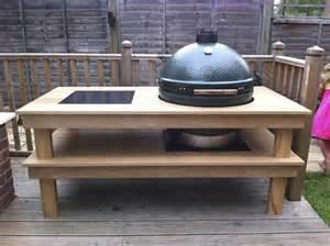 xl big green egg table plans table plans pdf download