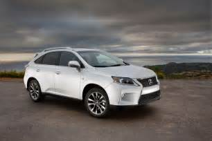 2013 lexus rx 350 f sport official photo gallery lexus