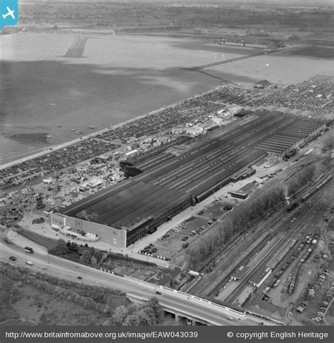 days of birmingham 30 aerial views reveal bygone days of castle bromwich castle vale and bromford