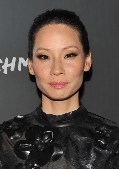 film lucy bedeutung more pics of lucy liu pink lipstick 6 of 12 pink