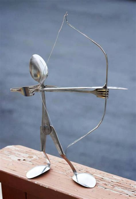 Cool Shop Re Found Objects by I Metal Sculptures Made Out Of Found Objects Thamu