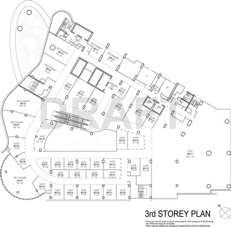 District House Affinity Floor Plan - alexandra central floor plan 3 singapore new launch