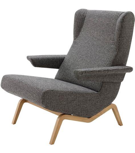 ligne roset armchairs archi ligne roset armchair with wooden base milia shop